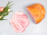 TOP SELLING HAM, Maple Sugar Cured — Berkshire or Red Wattle