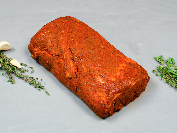 Heritage Foods | Pasture Raised and Antibiotic Free | Calabrian Pepper Crusted