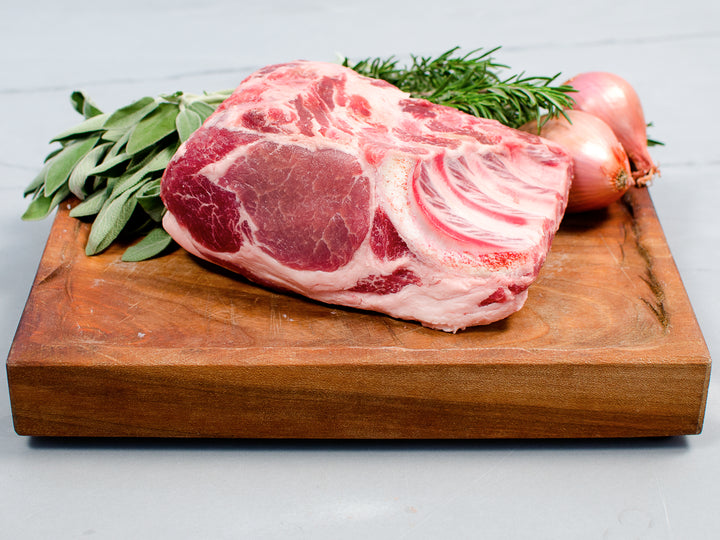 Heritage Foods | Pasture Raised and Antibiotic Free | Newman Farm Berkshire Pork