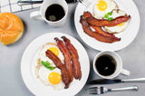 FARMSTEAD BACON, Three 12 oz packs — by a new Napa Valley Master — Berkshire