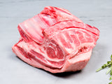 LAMB SHOULDER, our favorite roast from America's rarest lamb breeds — Bone-in