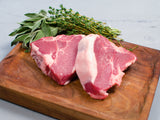 heritage bacon and pork chops | delivered to your door! | antibiotic free | Heritage Foods