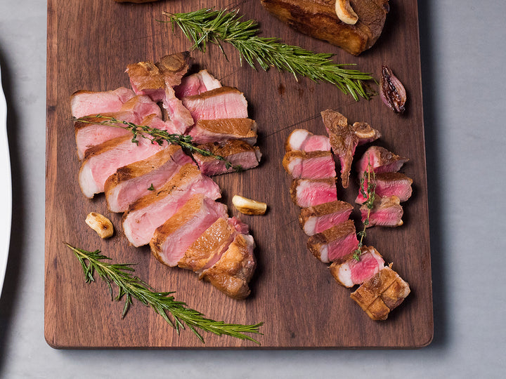 Rare Breed Pork and Lamb Chops | Heritage Foods