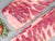 ST. LOUIS RIB 3 BREED TASTING KIT, Three rib slabs, 8-9lb total, one each from 3 heritage breeds