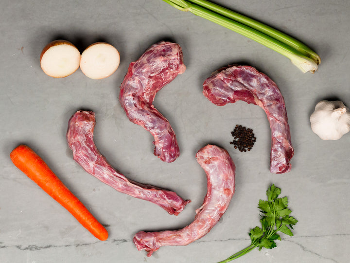 Heritage Turkey Necks | Good Shepherd Poultry Ranch