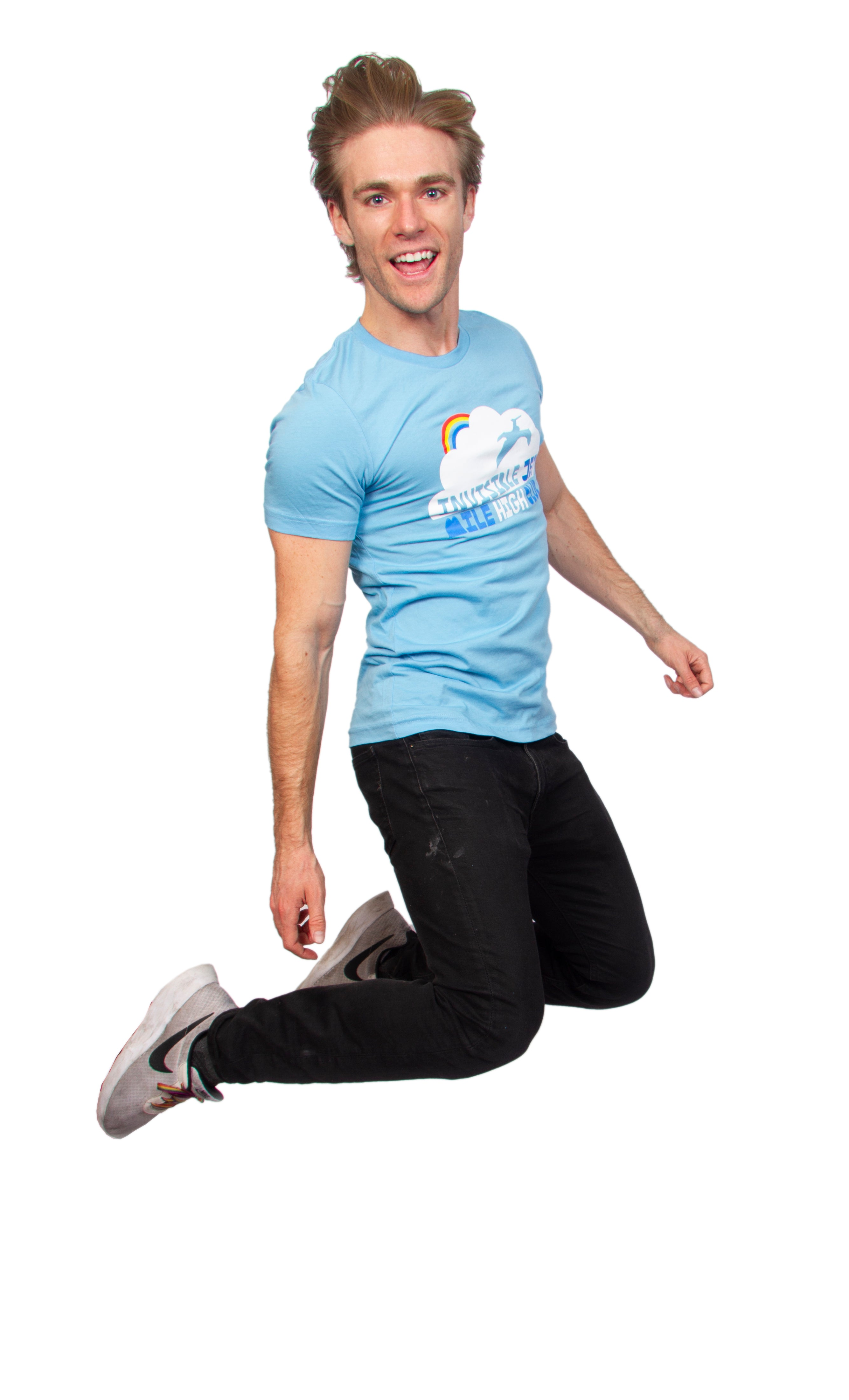 Invisible Jet T-shirt