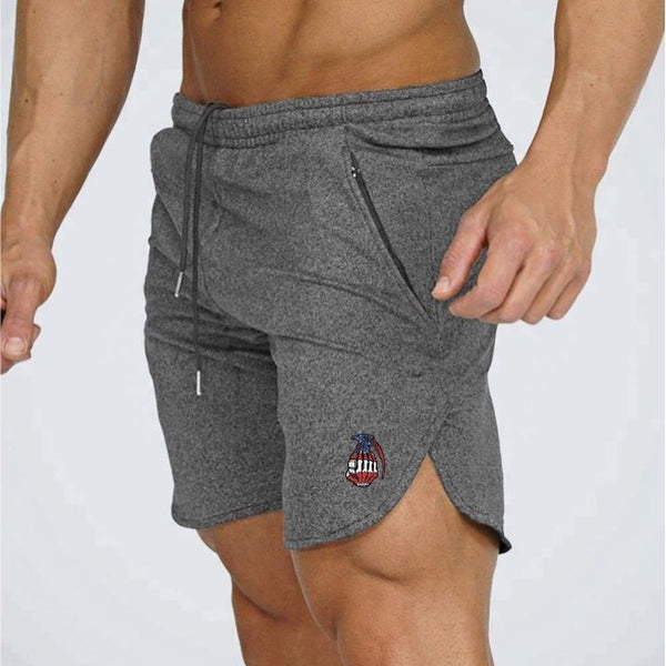 Ranger Road Grey Shorts