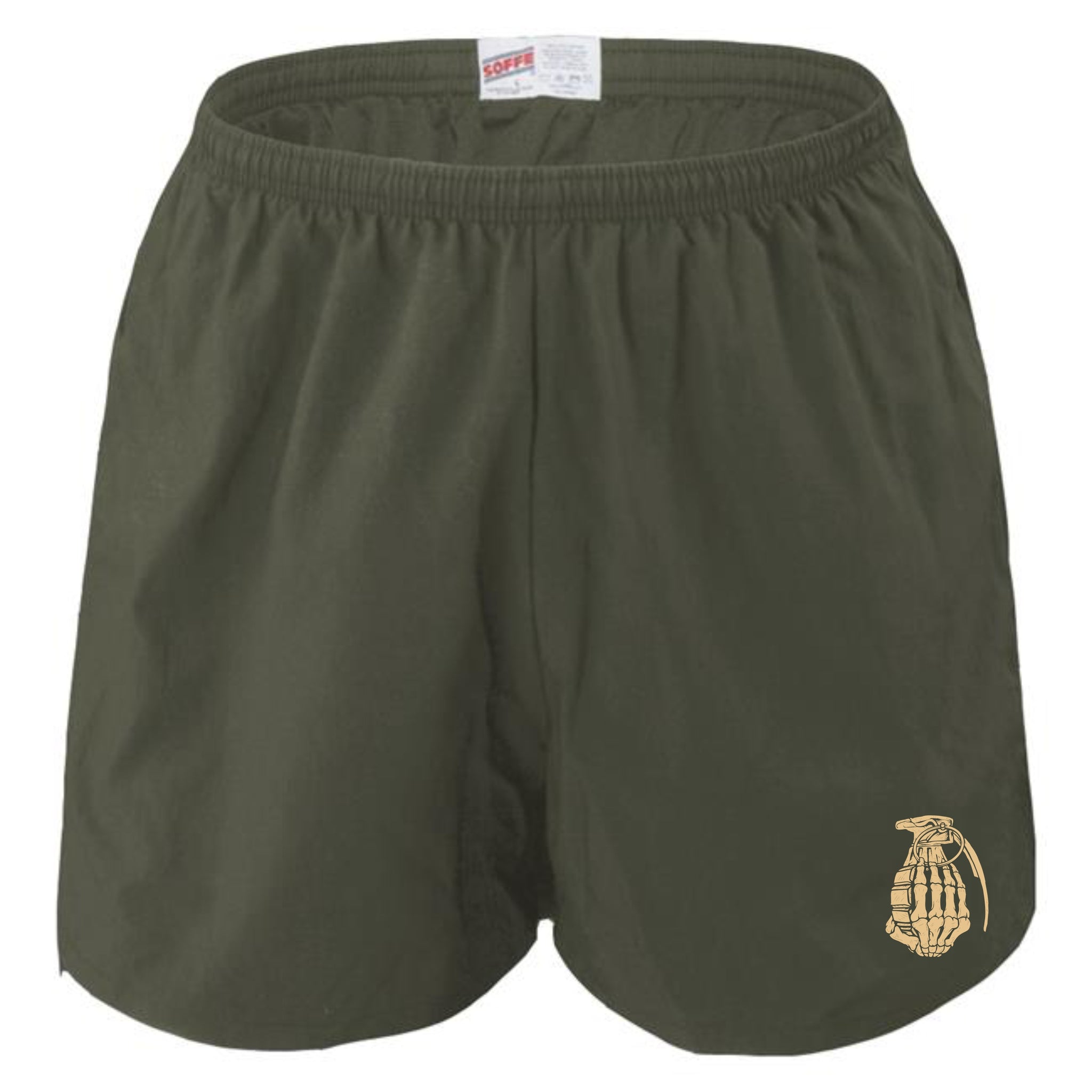 OD Green Performance Shorts