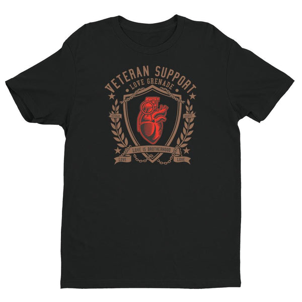 Veteran Non Profit Ranger Road Support T-shirt