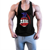 Red White And Blue  stringer Tank