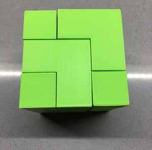 Cube Puzzle (Full Size)