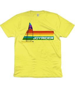 Hobie 16 Rainbow T-Shirt Yellow Special