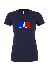 Ladies Dinghy Sailor's League T-Shirt