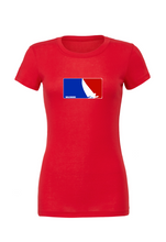 Ladies Cat Sailor's League T-Shirt
