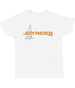 Men's Orange Laser T-Shirt