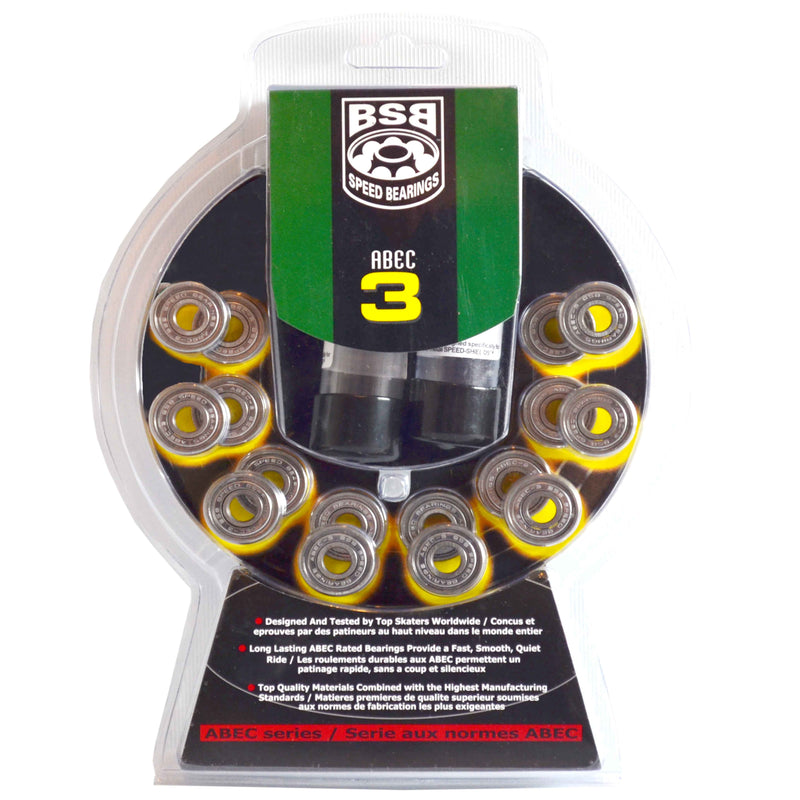 BSB Bearings ABEC3