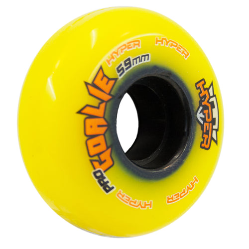 Goalie Wheels 59mm 78A - 8 PACK