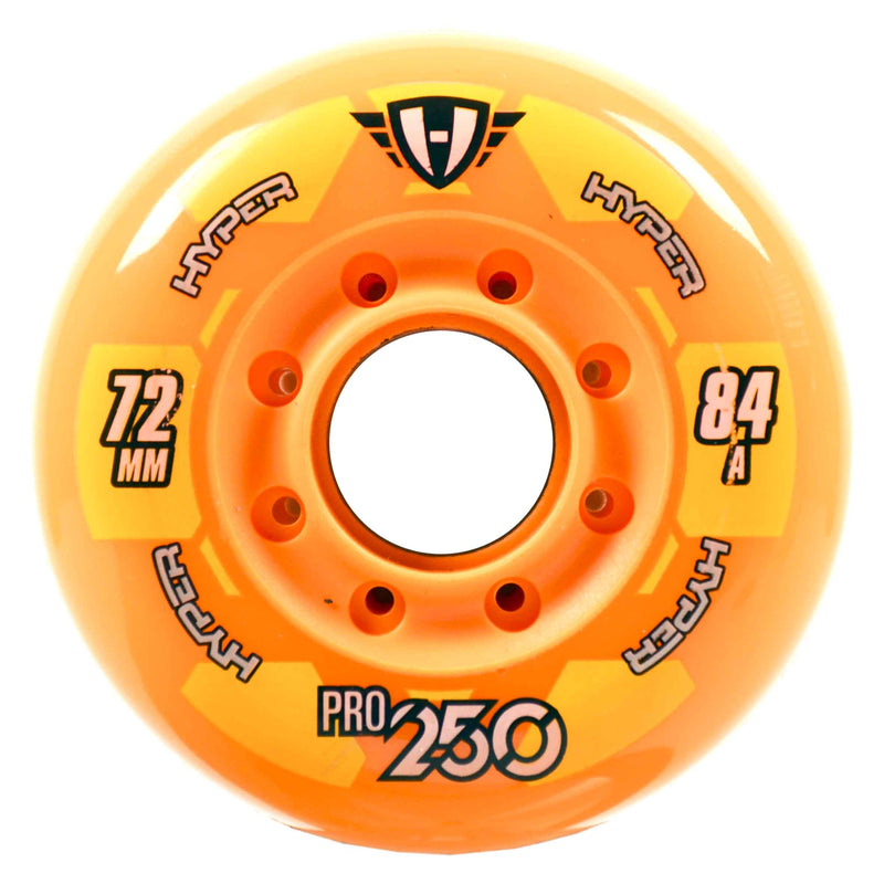 4Pack- Pro 250 Orange