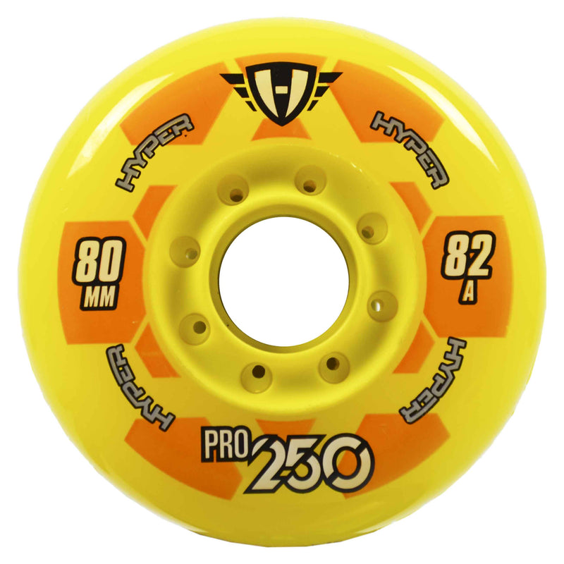 4Pack- Pro 250 Yellow