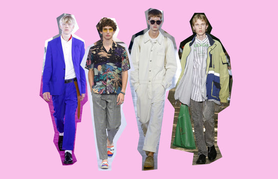 These SS18 Menswear Trends Will Make You Look Rad!