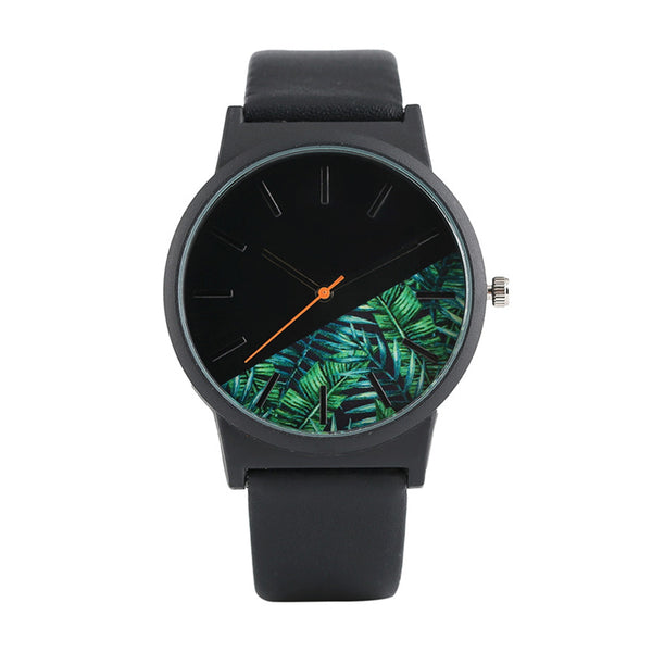 Tropical Jungle Unique Unisex Watch