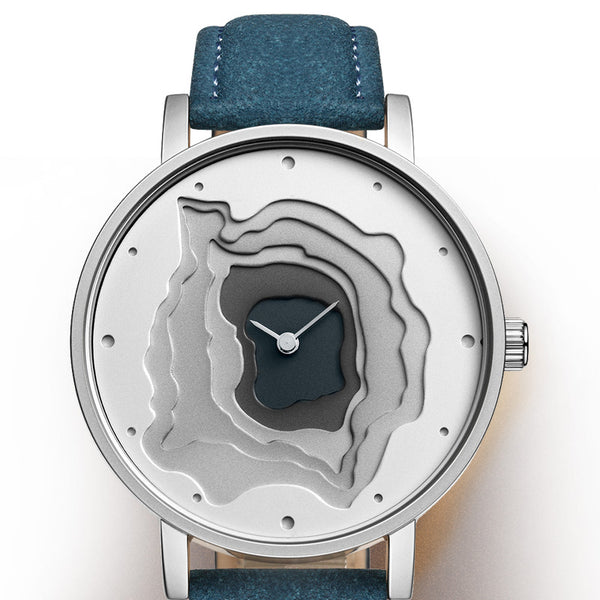 Topography Landscape Watch
