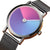 Dreamy Gradient Swirl Watch