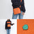 Novel Shell Messenger Bags