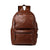Faux Leather Urban Backpack