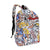 Popart Graffiti Backpack