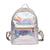 Futuristic Iridescent Backpack