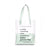 Clear PVC Shopping Bag
