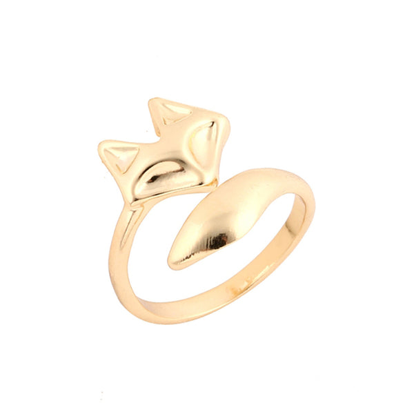 Open Fox Rings