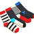 Fashionable Versatile Cotton Socks Men