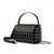 Mini Studded Leather Crossbody Bag