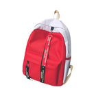 Two Toned Oversized Backpack