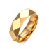 Faceted Ring