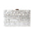 Pearlescent Marble Clutch