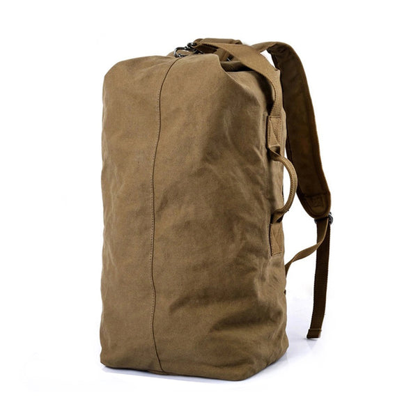 Genuine Leather Crossbody Bag-Sack