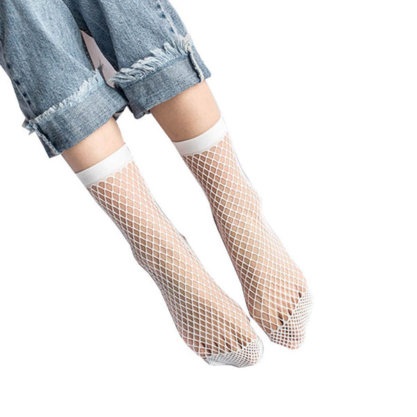 Hollow Sexy Women Socks