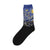 Famous Painting Series Socks