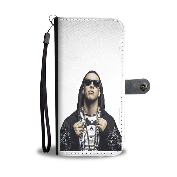 DADDY YANKEE WALLET CASE FOR LISTED CELL PHONES