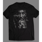 THE BLACK MAMBA KOBE BRYANT CHAMPIONSHIP RINGS SHIRT - Old Skool Shirts