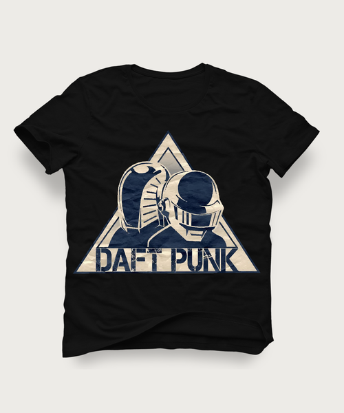 ELECTRONIC MUSIC LEGENDS D. PUNK ROBOTS ART QUALITY SHIRT