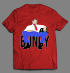 COUCH POTATO BUNDY SHIRT