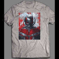 AVENGERS ENDGAME ANT MAN PAINTING SHIRT - Old Skool Shirts
