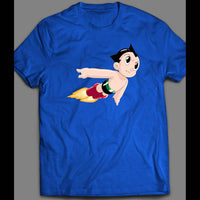 ASTRO BOY COMIC BOOK CHARACTER SHIRT - Old Skool Shirts