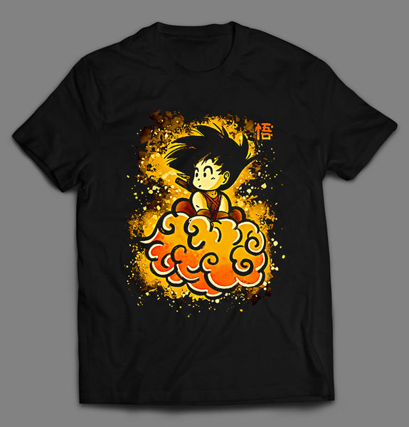 BABY GO MANGA INSPIRED CARTOON PARODY SHIRT