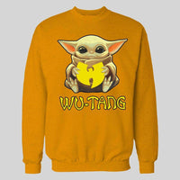 STAR BABY ALIEN WU-HUG HOODIE /SWEATER - Old Skool Shirts