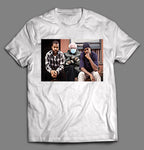 CRAIG SMOKEY AND BERNIE MITTENS INAUGURATION 2021 MOVIE PARODY SHIRT